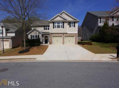 Kennesaw Single Family Home Under Contract: 3606 Darcy Ct