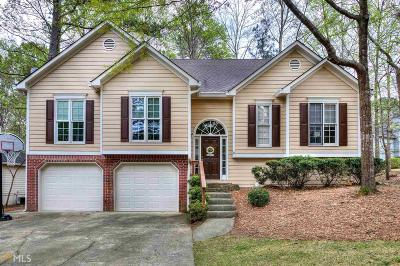 Woodstock Single Family Home For Sale: 668 Wedgewood Dr