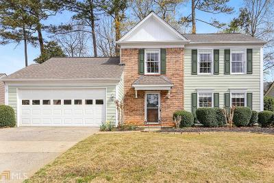 Johns Creek Single Family Home Under Contract: 11400 Boxford Pl