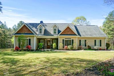 Barnesville Single Family Home Under Contract: 1023 Crawford Rd