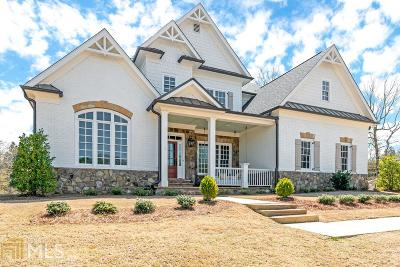 Roswell, Sandy Springs Single Family Home For Sale: 1268 Oakshaw Run