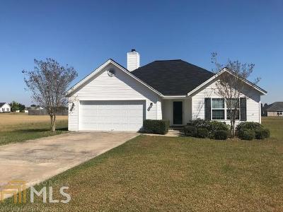 Statesboro Single Family Home For Sale: 416 Hartley Dr