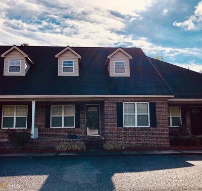 Statesboro Condo/Townhouse For Sale: 118 Lakeview Commons