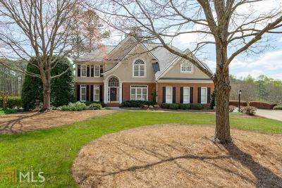 Roswell Single Family Home For Sale: 190 Hamilton Way
