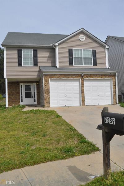 Jonesboro Single Family Home For Sale: 7589 Garnet Dr