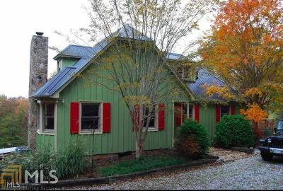 Habersham County Single Family Home For Sale: 300 Shadow Oak Rd
