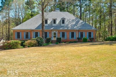 Douglasville Single Family Home For Sale: 5228 Holly Springs Dr