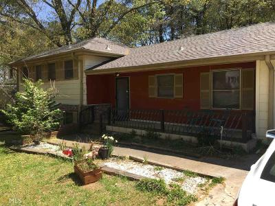 Rockdale County Single Family Home For Sale: 1479 SE George
