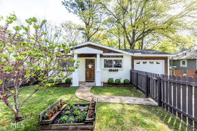 Kirkwood Single Family Home Under Contract: 98 Clifton St