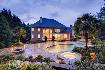 Milton Single Family Home For Sale: 142 Triple Crown Cir