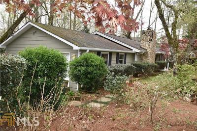 Milton Single Family Home For Sale: 2255 Dinsmore Rd