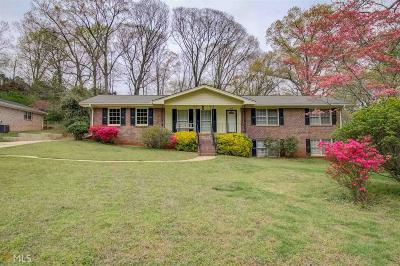 Lilburn Single Family Home Under Contract: 1408 Ridgewood Dr