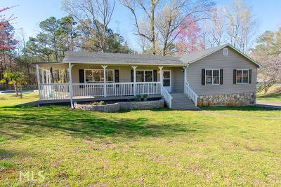 Woodstock Single Family Home Under Contract: 105 W Putnam Ferry Rd