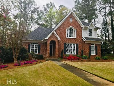Griffin Single Family Home Under Contract: 404 Country Club Dr