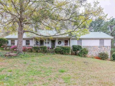 Barnesville Single Family Home For Sale: 662 W Highway 18
