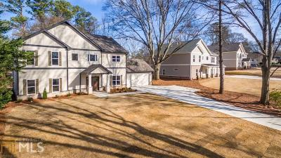 Decatur Single Family Home For Sale: 2950 Pangborn Rd
