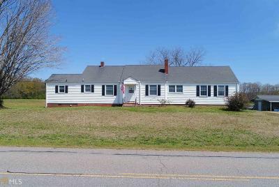 Monroe Single Family Home Under Contract: 3861 Jacks Creek Rd