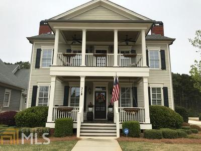 Monroe Single Family Home For Sale: 718 Clubside Dr