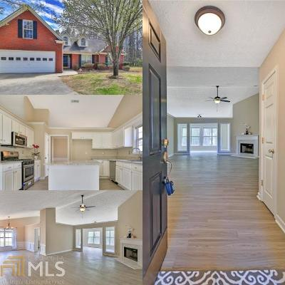 Lilburn Single Family Home Under Contract: 236 Harbins Rd