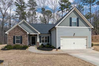 Dawsonville Single Family Home Under Contract: 392 Red Hawk Dr