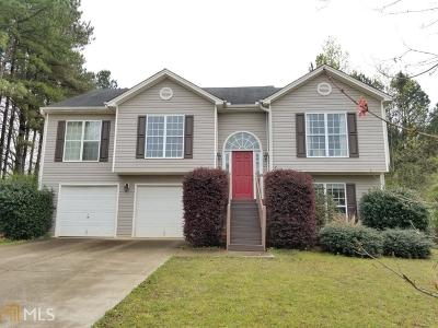 Statham Single Family Home Under Contract: 207 Warrior Trl