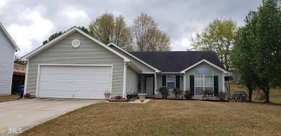 McDonough Single Family Home Under Contract: 5091 Ambassador Dr