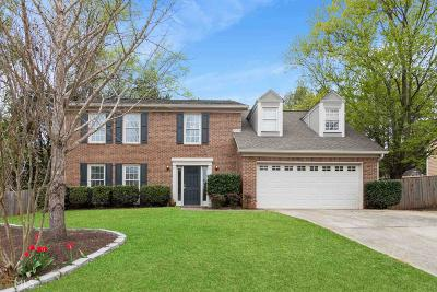 Woodstock Single Family Home Under Contract: 5024 Southland Dr
