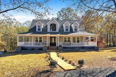 Covington Single Family Home New: 100 Heaton Rd