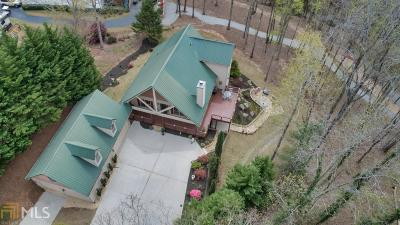 Flowery Branch Single Family Home Under Contract: 6405 Eva Rd