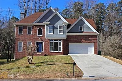 Stone Mountain Single Family Home Under Contract: 5256 Deep Springs Drive