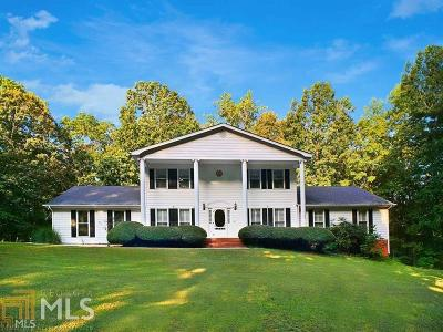 Carroll County Single Family Home For Sale: 290 New Chapel Rd