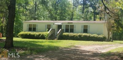 McDonough Single Family Home For Sale: 940 Snapping Shoals Rd #11.76 Ac