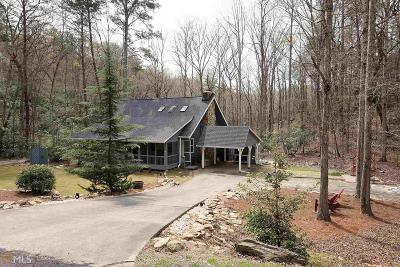 Lake Arrowhead Single Family Home Under Contract: 201 Cherokee Dr N