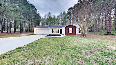 Monroe Single Family Home Under Contract: 1251 Peters Cemetary Rd
