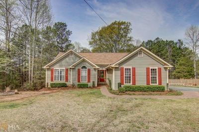 Rockdale County Single Family Home For Sale: 2940 Miller Bottom Rd