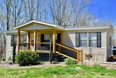 Demorest Single Family Home Under Contract: 125 Willow Wisp Hill