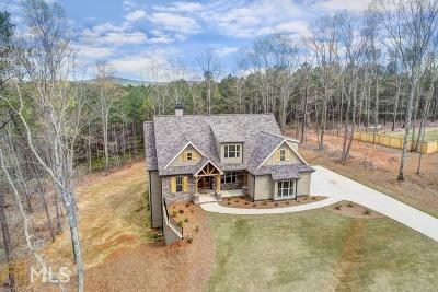 Pickens County Single Family Home Under Contract: 228 Mountain Pointe Dr