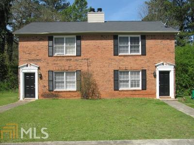 Stone Mountain Multi Family Home Under Contract: 5290 Stonebush Ter