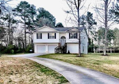 Temple Single Family Home Under Contract: 79 Mac Garner Rd
