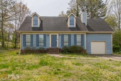 Snellville Single Family Home Under Contract: 2897 Mountbery Dr