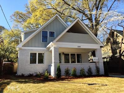 Kirkwood Single Family Home For Sale: 2049 Ridgedale Rd