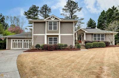 Marietta Single Family Home Under Contract: 1179 Fairfield Dr