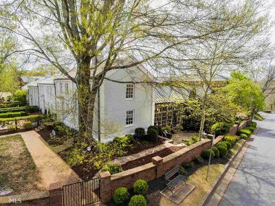 Roswell Condo/Townhouse Under Contract: 65 Sloan St #4
