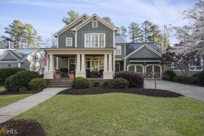 Suwanee Single Family Home New: 4731 Dovecote