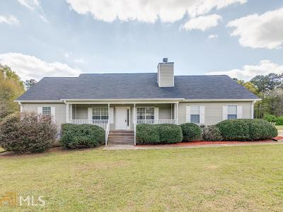 Griffin Single Family Home Under Contract: 108 Horseshoe Bend Cir