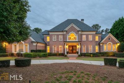 Alpharetta, Milton, Roswell Single Family Home For Sale: 1016 Cherbury Ln
