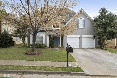 Johns Creek Single Family Home For Sale: 670 Kimball Parc Way