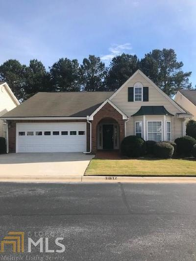 Peachtree City GA Single Family Home Under Contract: $280,000
