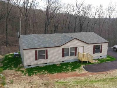 Lumpkin County Single Family Home Under Contract: 326 Robin Hood Dr #34