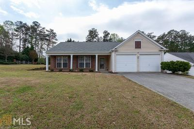 Kennesaw Single Family Home Under Contract: 219 Park Forest Way